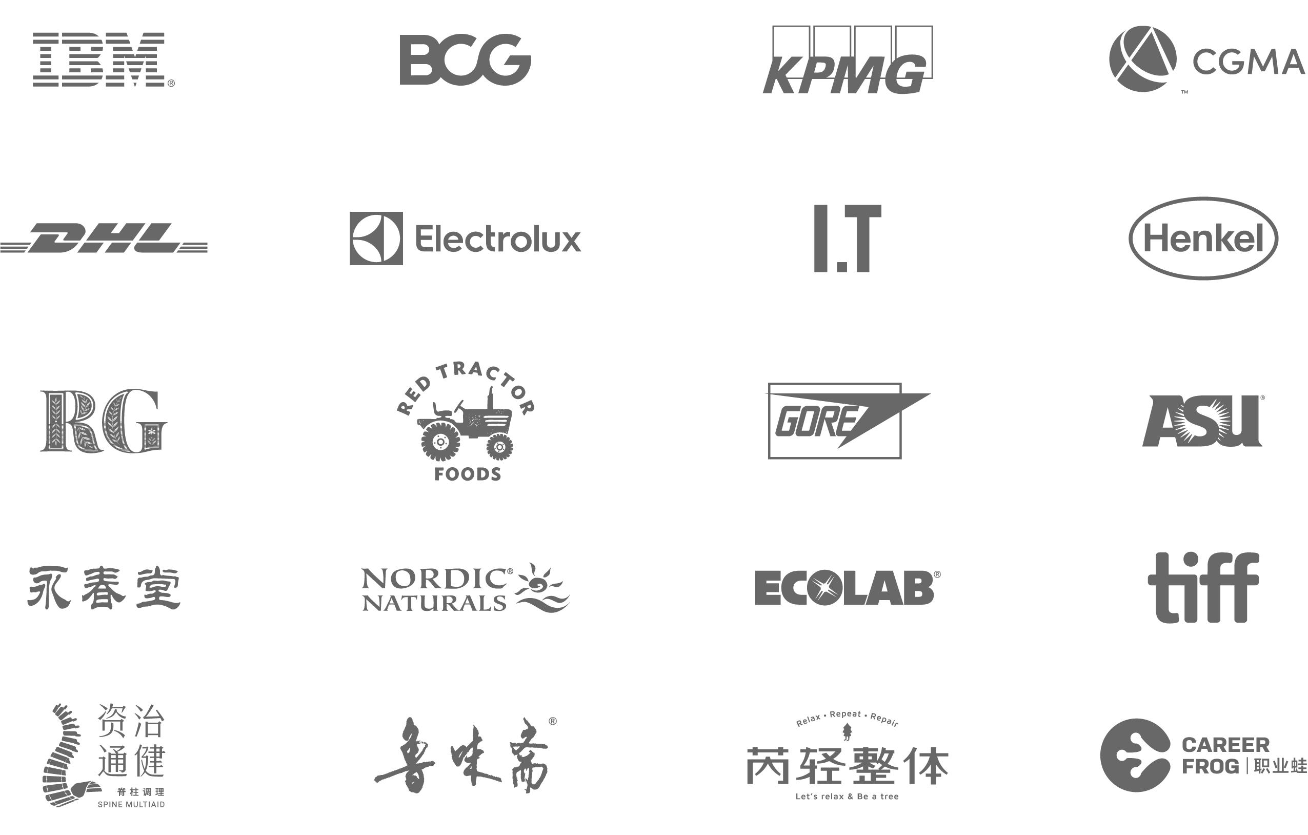 Clients List of Persons Design 客户列表