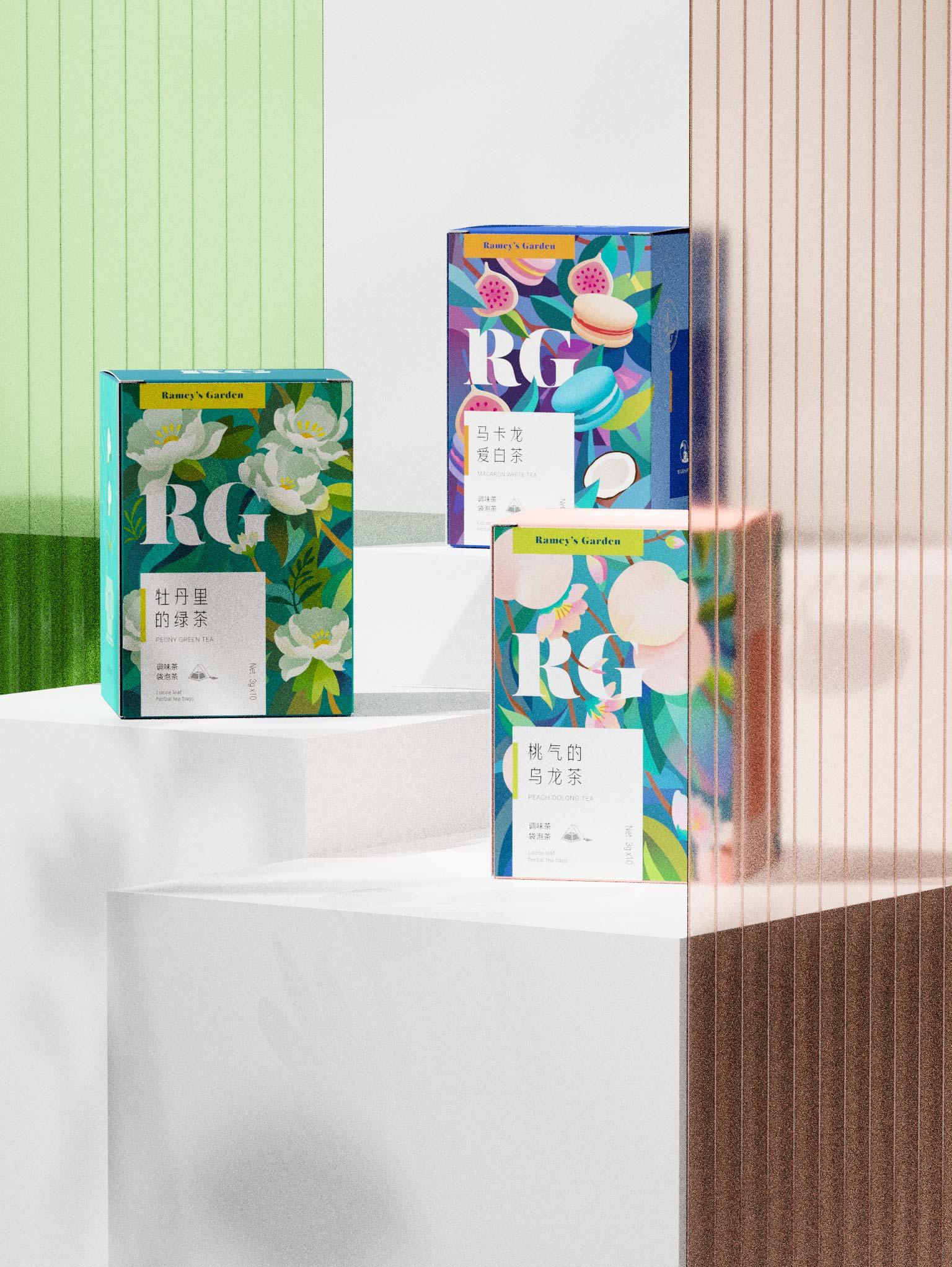 RG花果茶系列